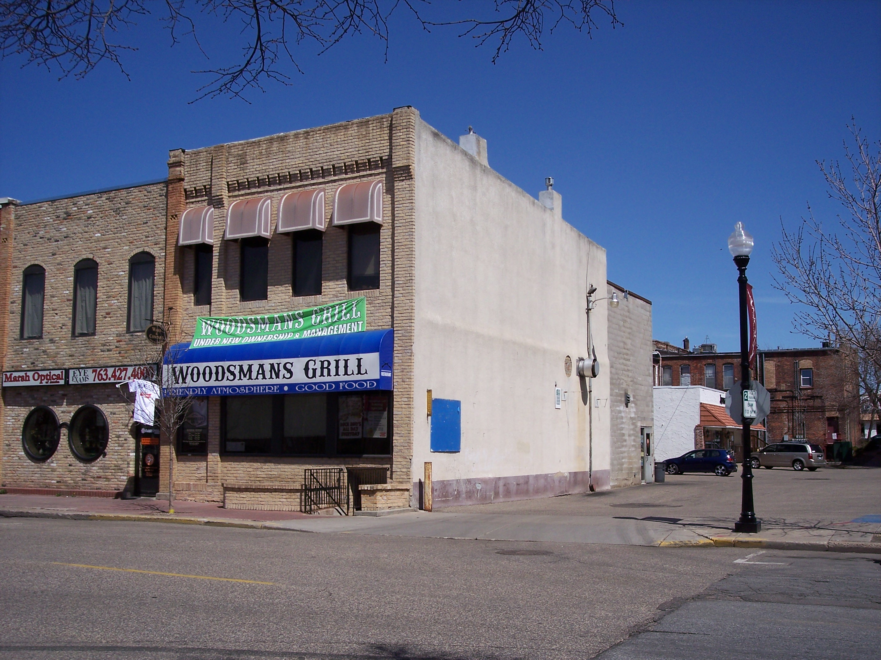 Historic Downtown Anoka Building For Sale - Premier