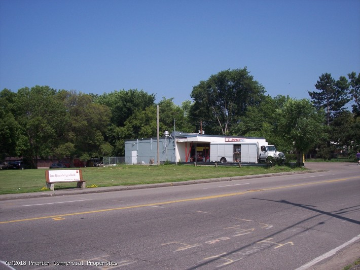 Brooklyn Park Raw Land & Building for Sale | MN | W Broadway